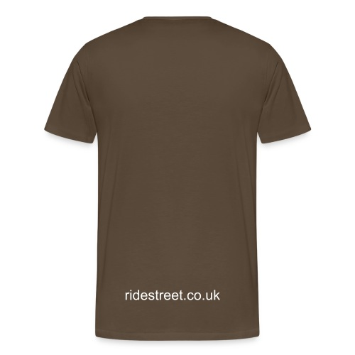 Girls love wheelies - Men's Premium T-Shirt