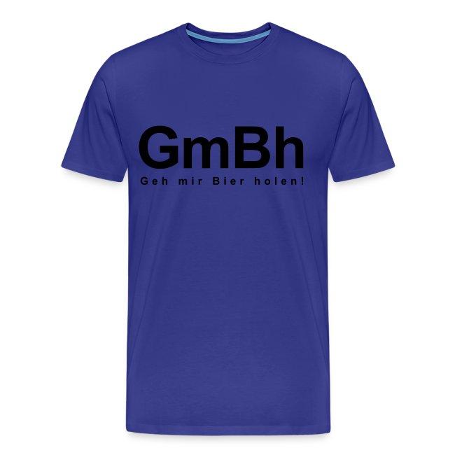 GmBh - geh mir Bier holen