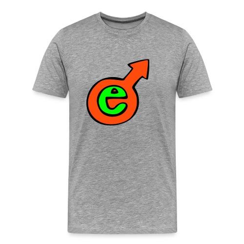 Can I have an E  - Men's Premium T-Shirt