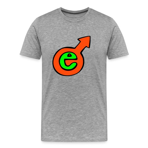 Can I have an E  - Men's Premium T-Shirt