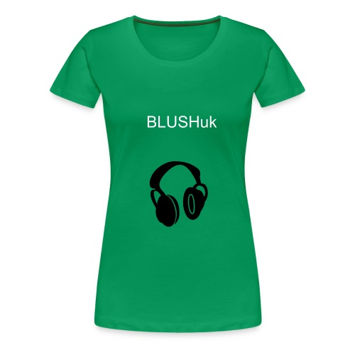 BLUSH uk - Women's Premium T-Shirt