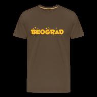 Tee shirts ~ T-shirt Premium Homme ~ Majica