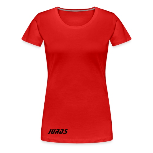 JURDS WOMAN SHIRT - Frauen Premium T-Shirt
