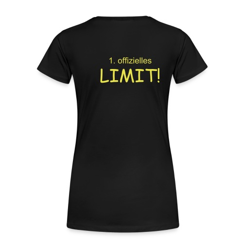 Chibi goes to Limit - Frauen Premium T-Shirt