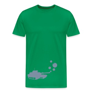 Mens Aurora23 Bubble Tank Tee - Men's Premium T-Shirt
