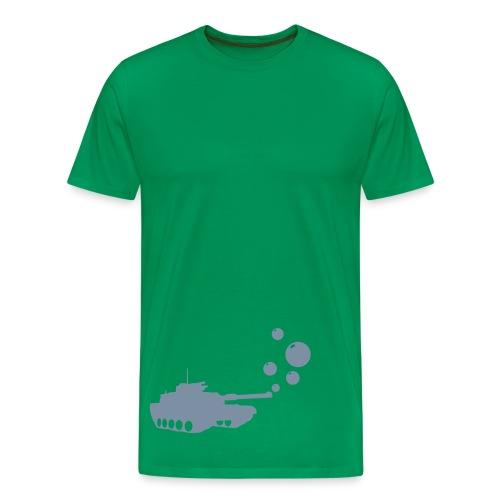 Mens Aurora23 Bubble Tank Tee - Men's Premium T-Shirt