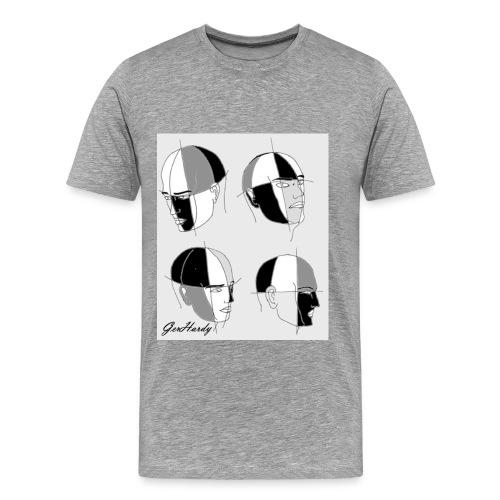 Gerhardy 2 - Männer Premium T-Shirt