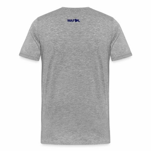 SEACROFT WHITES  UPS AND DOWNS - Men's Premium T-Shirt