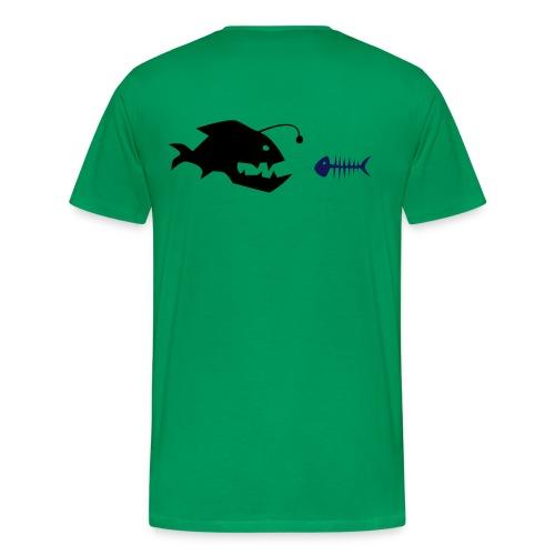 Fisch 4 - Männer Premium T-Shirt