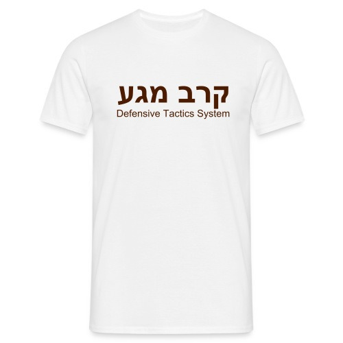 Krav Logo Shirt - Men's T-Shirt