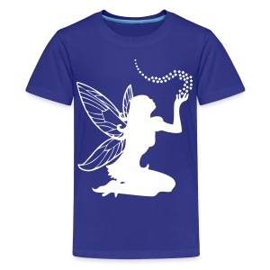 Kids Fairy - Teenage Premium T-Shirt