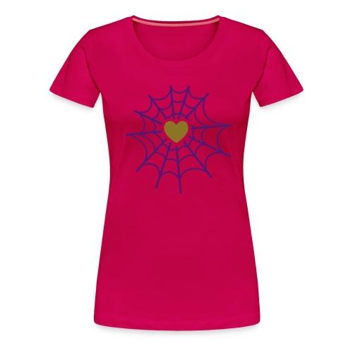 WEB SHIRT - Women's Premium T-Shirt