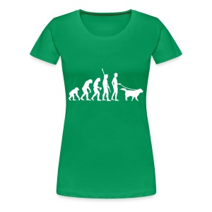 Womens Evolution T-Shirt - Women's Premium T-Shirt
