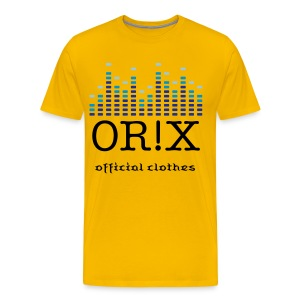 Yellow live Orix Official Clothes - T-shirt Premium Homme