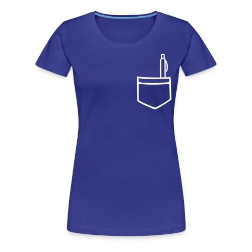 Penn-tröja - Premium-T-shirt dam