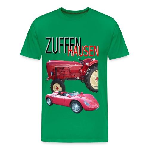 Zuffenhausen - Männer Premium T-Shirt