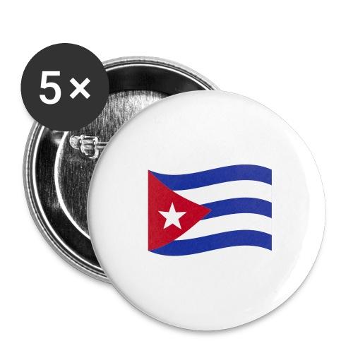 PARA CUBA - Paquete de 5 chapas grandes (56 mm)