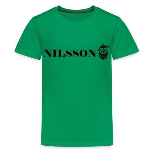 Nilsson - Teenage Premium T-Shirt