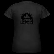 T-Shirts ~ Frauen T-Shirt ~ Frauen Girlieshirt Chocolate Flimmerfreunde