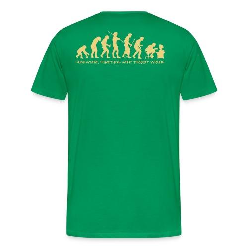 evolution 2 - Koszulka męska Premium