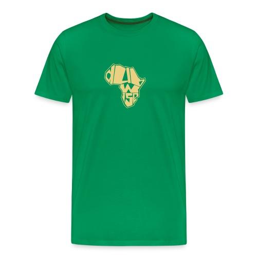 African dubwise - Men's Premium T-Shirt