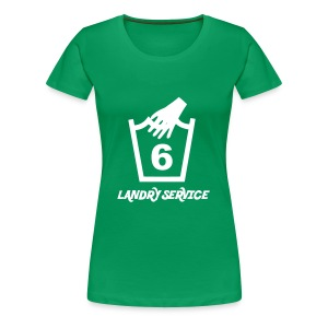 Landry Service - Women's Premium T-Shirt