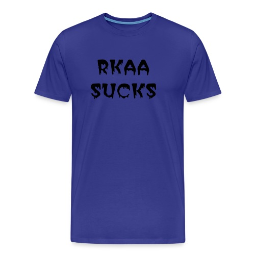 RKKA SUCKS - Men's Premium T-Shirt