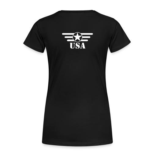 Top Gun - Talk to me Goose - Women's Premium T-Shirt