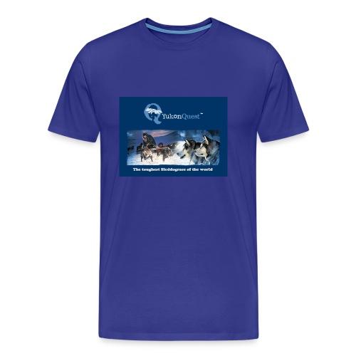 Yukon Quest Team Shirt - Männer Premium T-Shirt