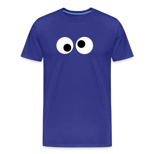 Koekiemonster - Mannen Premium T-shirt
