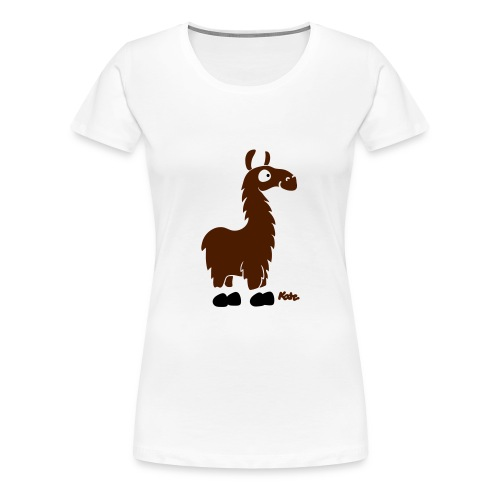 Lama! - Women's Premium T-Shirt