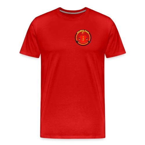 T-Shirt mit TSF Emblem - Männer Premium T-Shirt