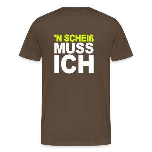 DJ Cocco: der Klassiker - Männer Premium T-Shirt
