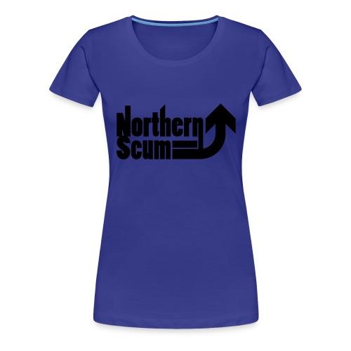 Northern Scum - Women's Premium T-Shirt