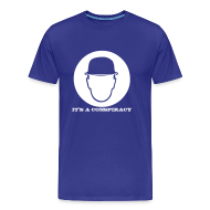 T-Shirts ~ Men's Premium T-Shirt ~ It's a Conspiracy