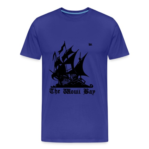 T Shirt The Wouii Bay couleur au choix - T-shirt Premium Homme