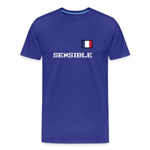 Sensible France - Men's Premium T-Shirt