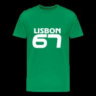 T-Shirts ~ Men's Premium T-Shirt ~ Lisbon 67