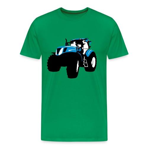 Newholland herreskjorte - Premium T-skjorte for menn