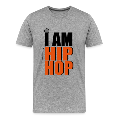 I Am Hip Hop T-Shirts