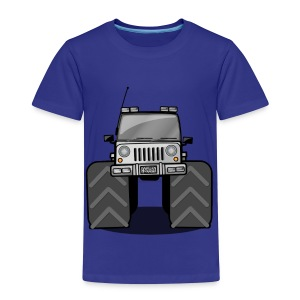 kids monstertruck Shirts - Kids' Premium T-Shirt