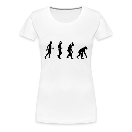 regression - Women's Premium T-Shirt