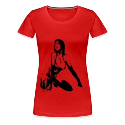 sei ihre Sklavin - Frauen Premium T-Shirt
