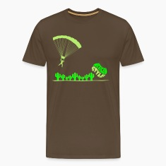 Mexican skydiver  T-Shirts