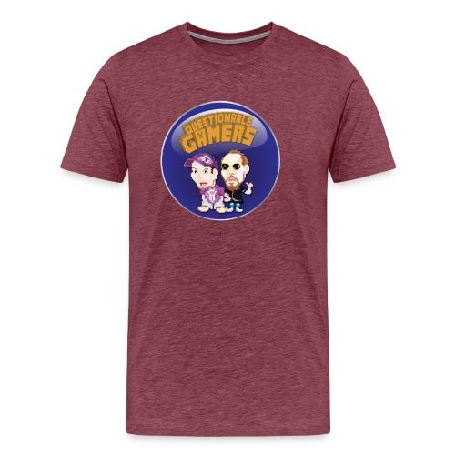 Questionable Gamers T-Shirt - Men's Premium T-Shirt