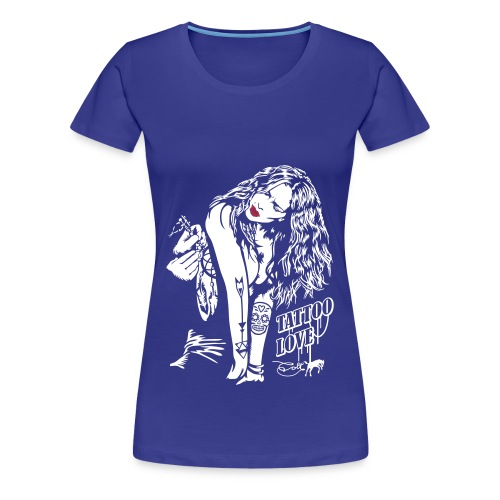 Tattoo - Frauen Premium T-Shirt
