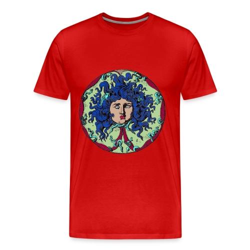great medusa - Männer Premium T-Shirt