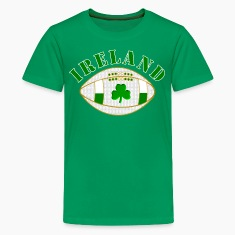 ireland styled rugby ball Shirts
