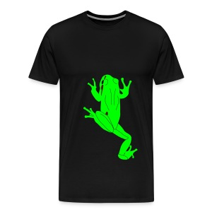 Climbing Tree Frog - Men's Premium T-Shirt