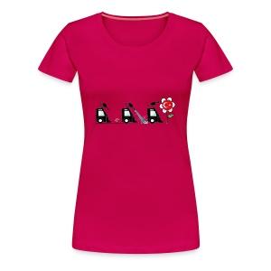Protests in Turkey - Women's Premium T-Shirt